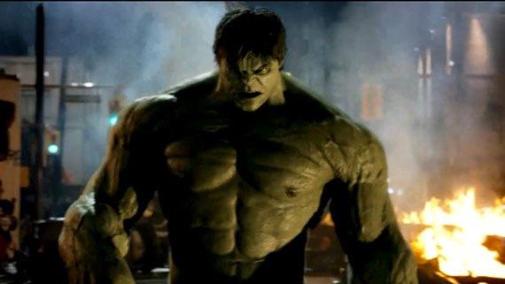 Good Hulk Movie Watched The New Hulk Movie