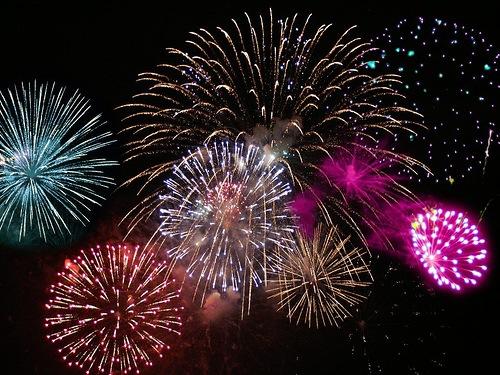 Ich wünsche meinen Lesern ein Frohes Neues Jahr und alles erdenklich Gute im Jahr 2012.