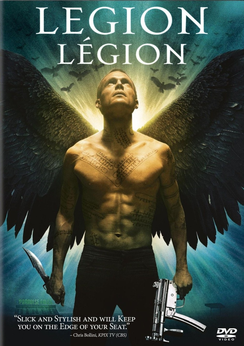 movie analysis of the film legion Legion : season 2 riverdale  jackman and stewart are why logan works-why the film doesn't feel  i just get the impression this movie seems to have been blown.