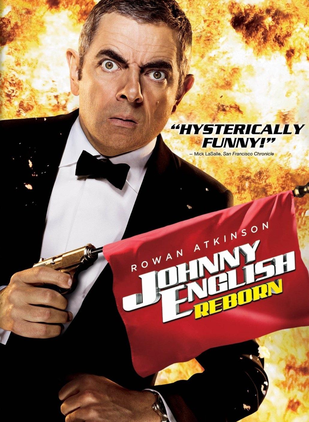 Johnny english reborn review