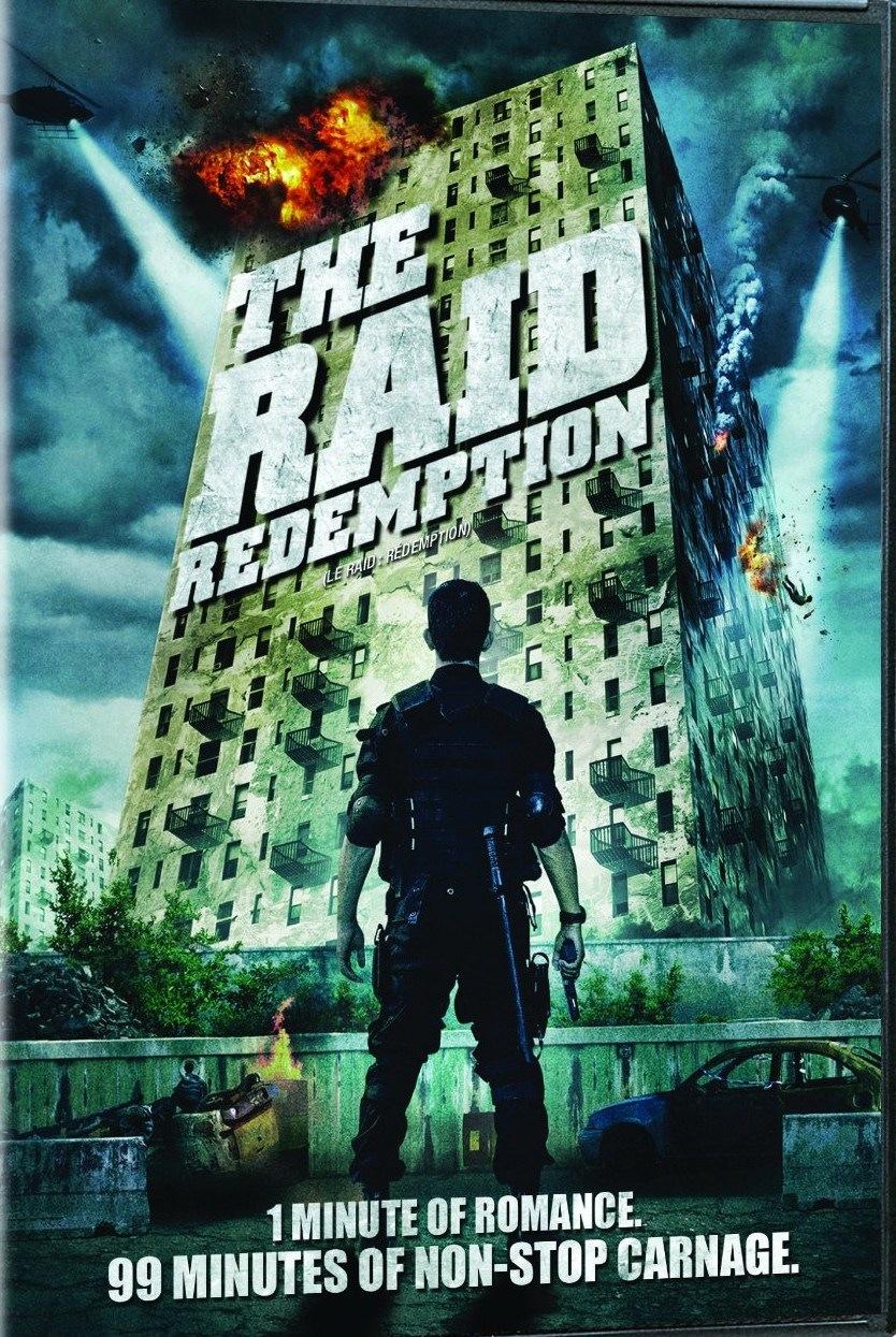 film the raid redemption full movie indonesia