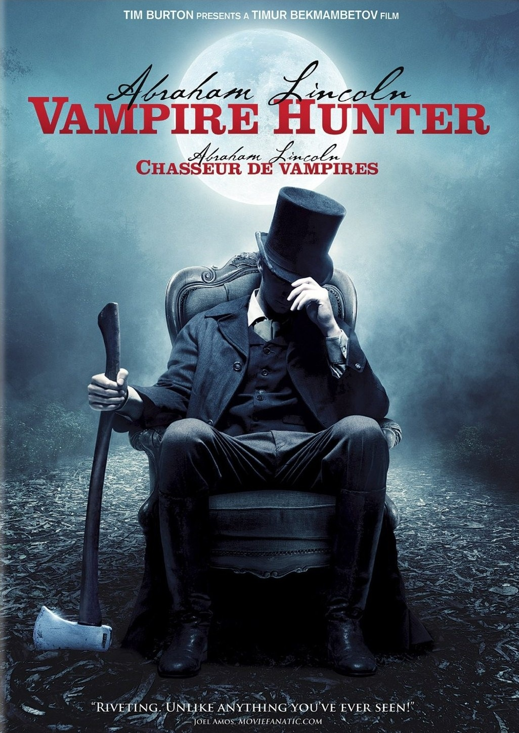 abraham lincoln vampire hunter critique Overall, abraham lincoln: vampire hunter is a fun flick that delivers on exactly what it promises abraham lincoln kicking vampire ass if you don't go in holding the films premise against.
