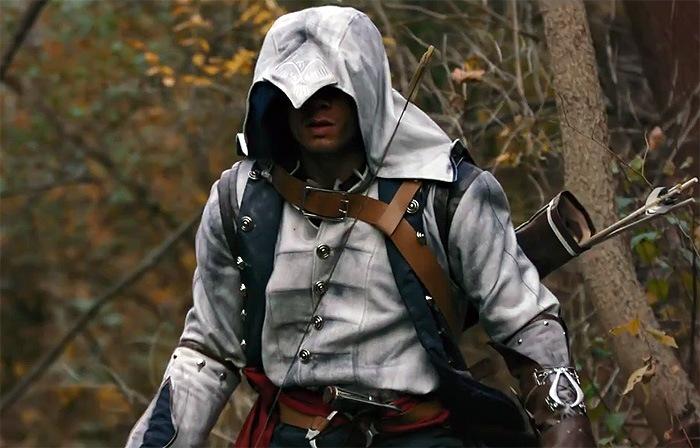 Corridor Digital Assassin's Creed 3: Rebel Blades | GetBent57