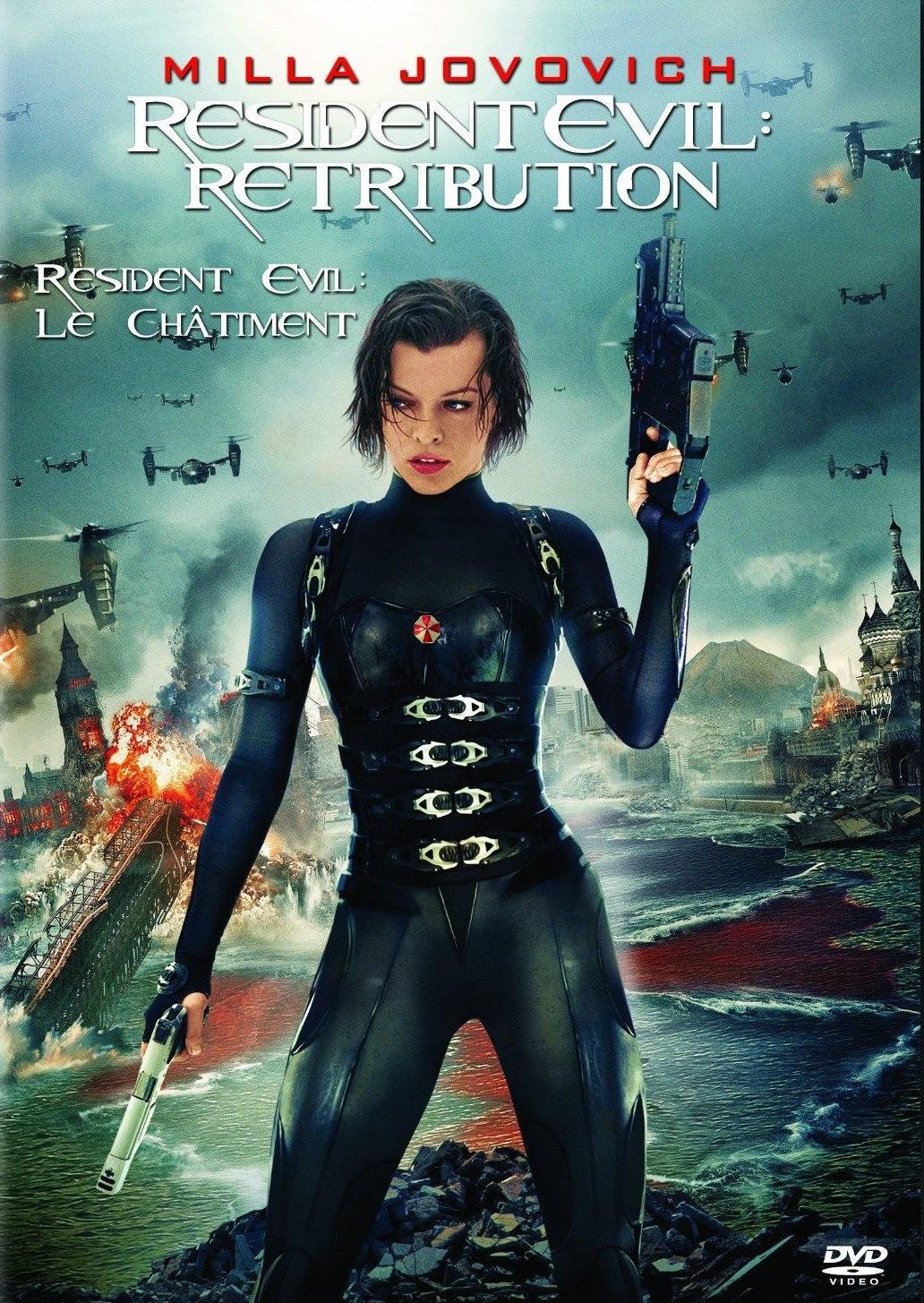 Resident Evil: Retribution Movie4k