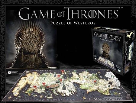 GameOfThronesAGuideToWesterosPuzzle