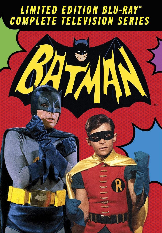 Batman 1966 TV Series DVD