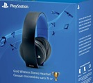 PlayStationGoldWirelessStereoHeadset