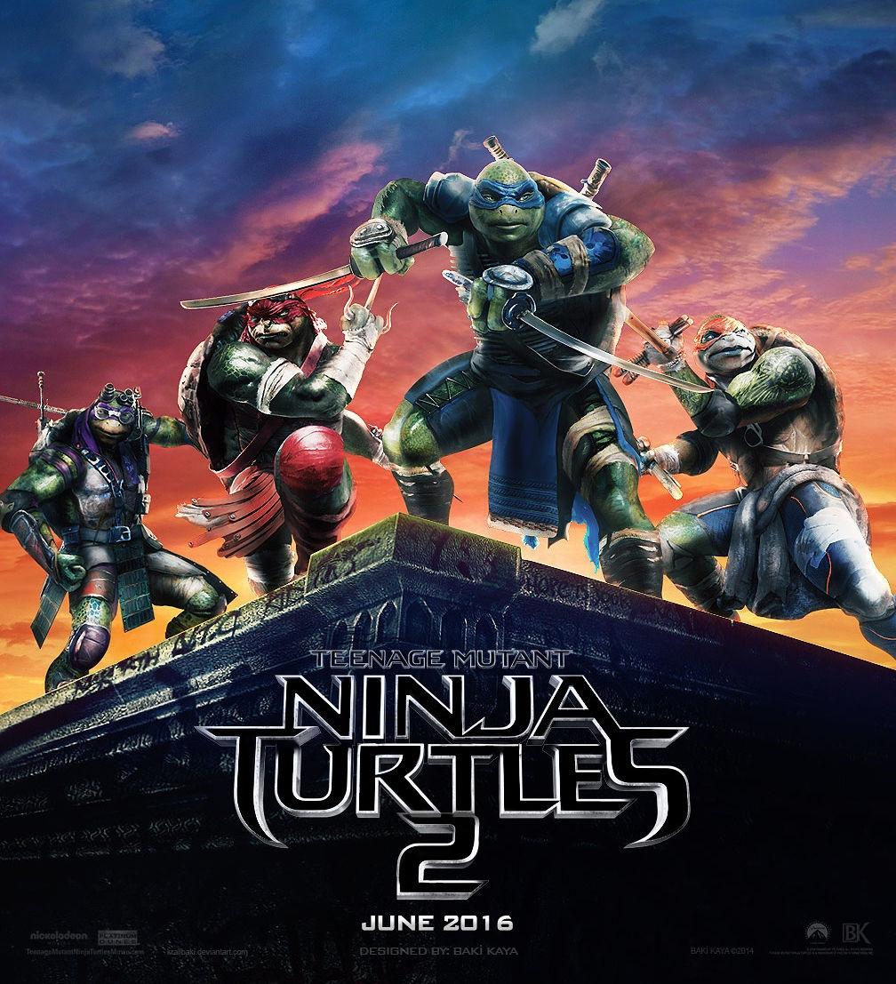 Teenage Mutant Ninja Turtles Out Of The Shadows Movie Getbent57