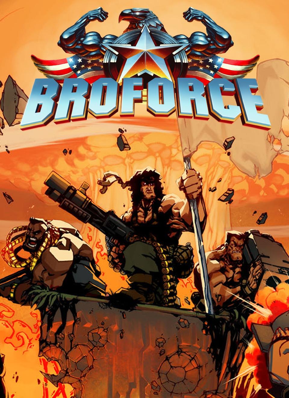Broforce Free
