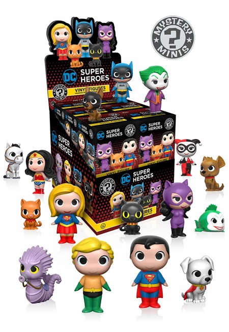 Funko_Mystery_Minis_DC_Heroes_&_Pets