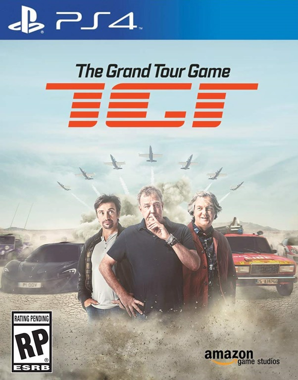 Grand Tour Of Europe S Greatest: The Grand Tour Game